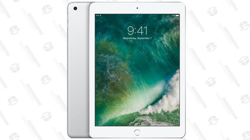 iPad (5th Generation) 128GB | $299 | WalmartiPad (6th Generation) 32GB | $249 | Walmart iPad (6th Generation) 128GB | $329 | Walmart | Most likely sold out