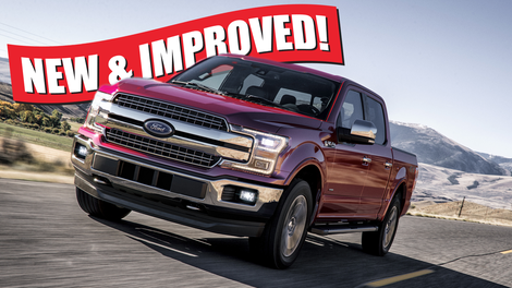 here s how the 2018 ford f 150 s new engines feel