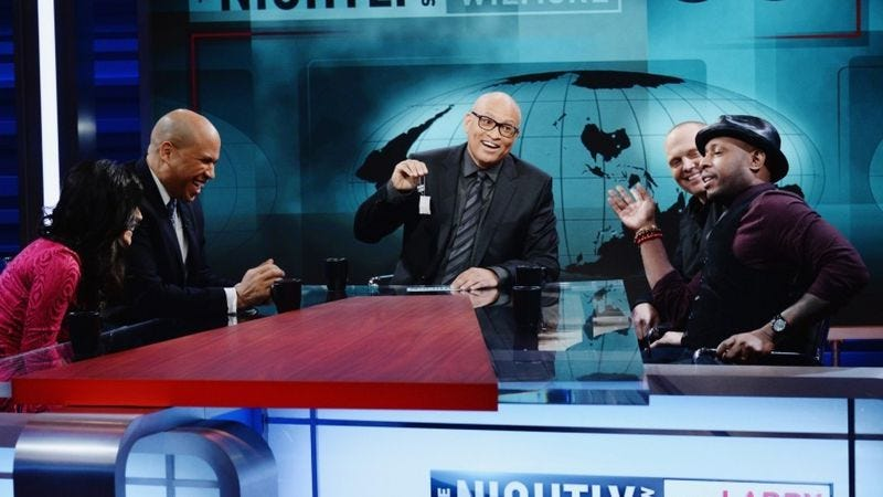 Illustration for article titled Thursday's episode of The Nightly Show With Larry Wilmore will be its last