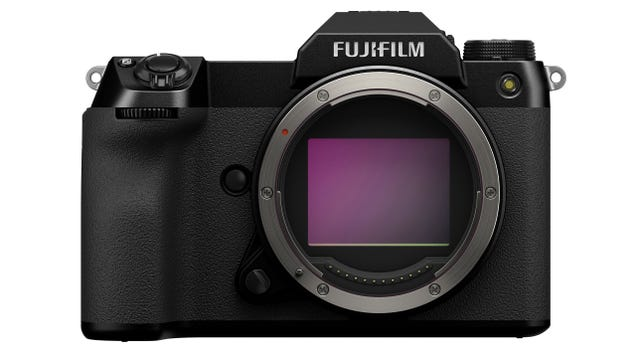 The Fujifilm GFX 100S Is the Company s Most Compact Large Format Camera Yet
