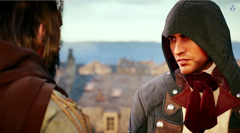 Illustration for article titled Take a Look At What's Changing in Assassin's Creed Unity