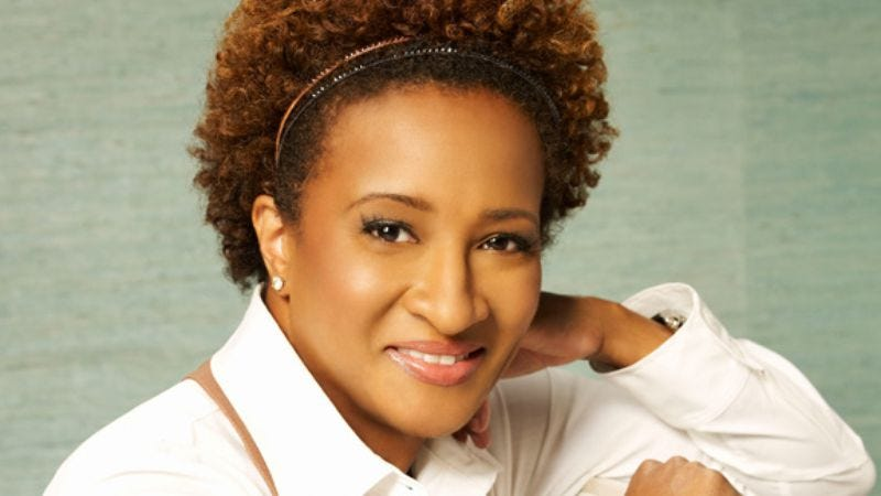 Illustration for article titled Wanda Sykes