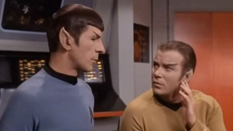 Star Trek: The Original Series (Screenshot: YouTube)