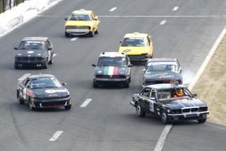 Illustration for article titled Not Much Racing Left: Civic Closing In On Miata, Alfas Making Their Move!