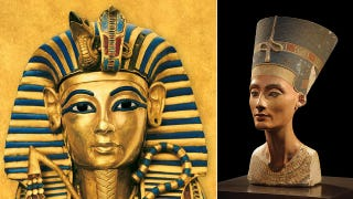 Illustration for article titled New DNA analysis suggests Nefertiti was King Tut's mom