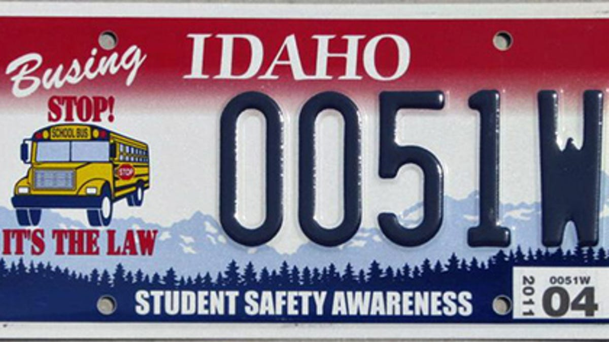 The Most Ridiculous Special License Plates Available Today