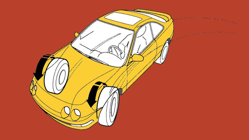 Illustration for article titled This 1997 Acura Integra Type R Technical Guide Is Packed With Cool Drawings and Info
