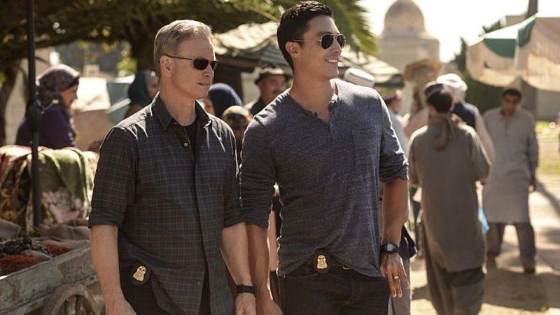 Criminal Minds: Beyond Borders (Photo: CBS)