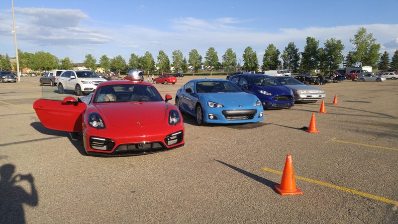 Illustration for article titled Red Deer Sports Car Club Autocross Photo Dump - June 1, 2016