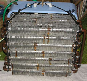 If You Ve Got A Water Well Full Of Cool Can Take Advantage That Coolness To Build Heat Exchanger Air Condition Your Home