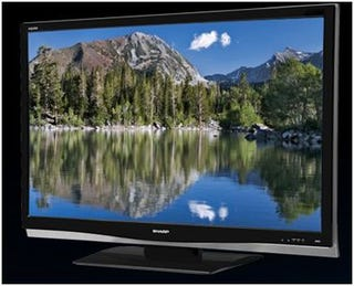Illustration for article titled Contest Reminder: Win a 37-Inch Sharp Aquos TV