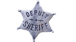 Illustration for article titled Deputy Sheriff Fired For Talking About His Stallion Genitals