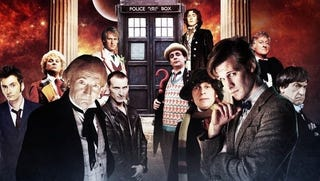 Illustration for article titled Yet more Doctor Who questions