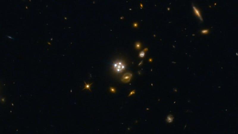 Resultado de imagen de La materia del universo se crea de manera continuada a medida que se expande