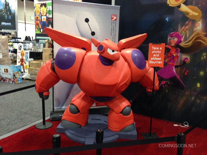 Illustration for article titled Disney Infinity Baymax From Big Hero 6