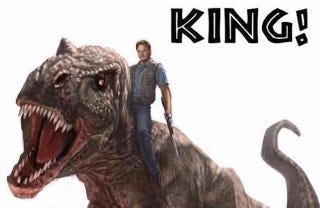 Illustration for article titled Jurassic World bate récord de taquilla de Avengers, y Marvel le felicita
