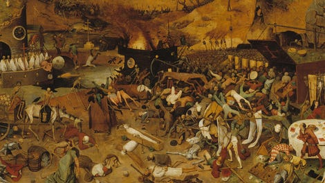 Books about the Black Death Period?