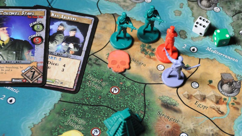 Pulp action game Fortune and Glory brings out your inner