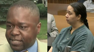 Charles Bothuell IV and his wife, Monique Dillard-BothuellDetroit Local 4 Screenshot