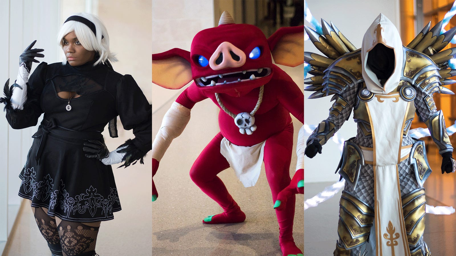 Some Of Our Favorite Cosplay From PAX South 2019