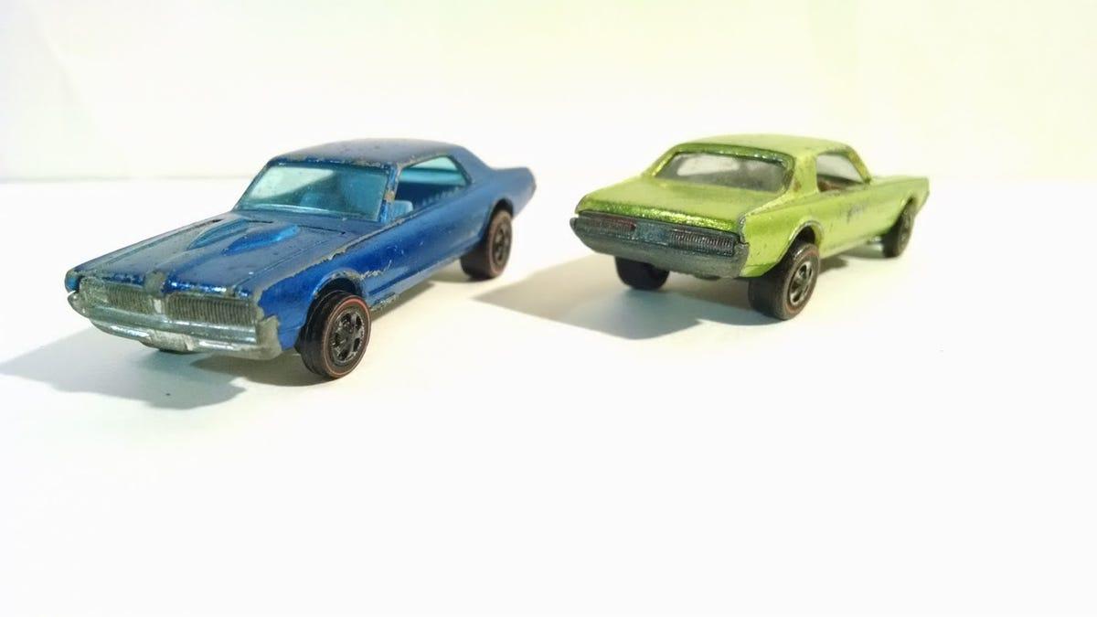 Hot Wheels: Redlines-1968, The Original Sixteen