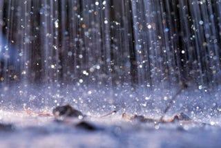 Illustration for article titled Damn the rain