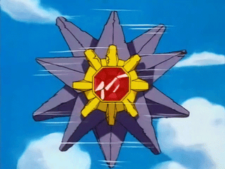 Pokemon- Starmie by TaviTheBlue on DeviantArt