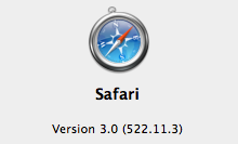 Illustration for article titled Install Safari 3 Beta and Safari 2 on the same computer