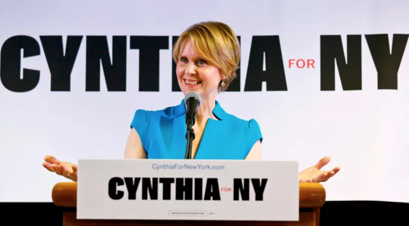 Illustration for article titled Cynthia Nixon Says ICE Is a 'Terrorist Organization,' Calls for Its Abolition