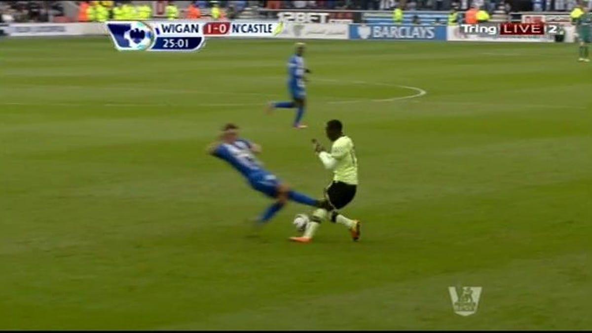 FA Decides Not To Punish Callum McManaman For Inflicting