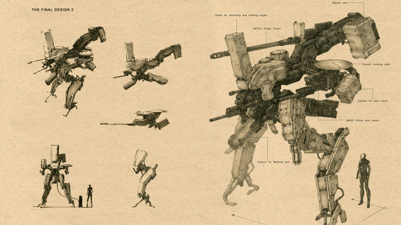 Illustration for article titled An Old-Timey Guide To Giant Fighting Mechs