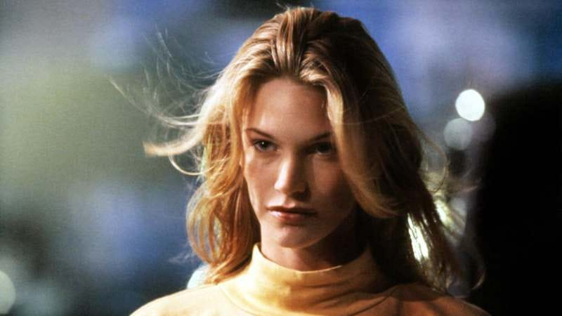 "Natasha Henstridge in Species, a pioneer in the ""alien women fucking and killing"" landscape"