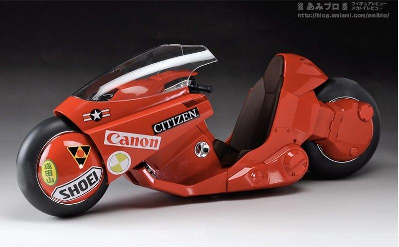 Maybe The Best Akira Bike Model Ever
