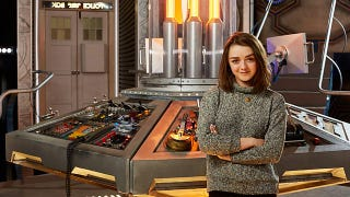 Illustration for article titled Arya Stark Is Coming To Doctor Who!