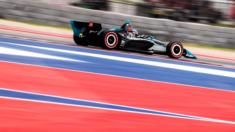 Illustration for article titled Colton Herta Becomes Youngest-Ever IndyCar Winner in Series' First Race at Circuit of The Americas
