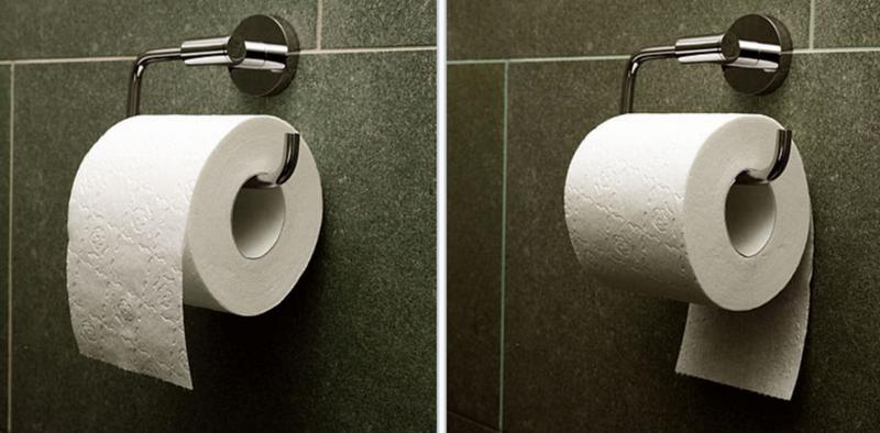 Illustration for article titled Fin del debate: la patente original de hace 124 años revela la forma correcta de colgar el papel higiénico