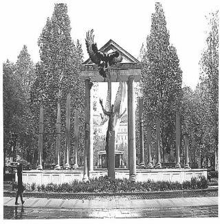Illustration for article titled Megjött a kormány esze, és lefújták a náci emlékművet