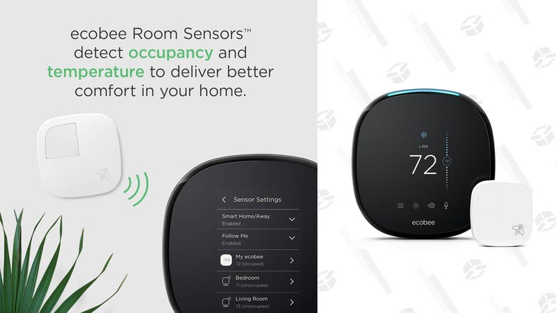 Ecobee4 Thermostat With Voice | $175 | Amazon