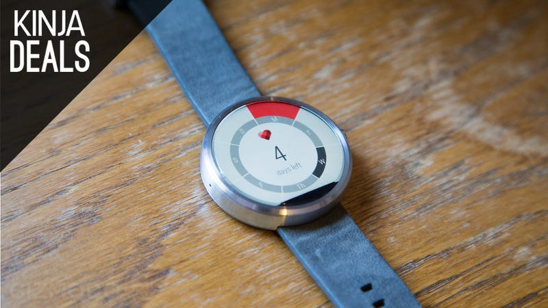 Illustration for article titled The Moto 360's Price Continues to Circle the Drain