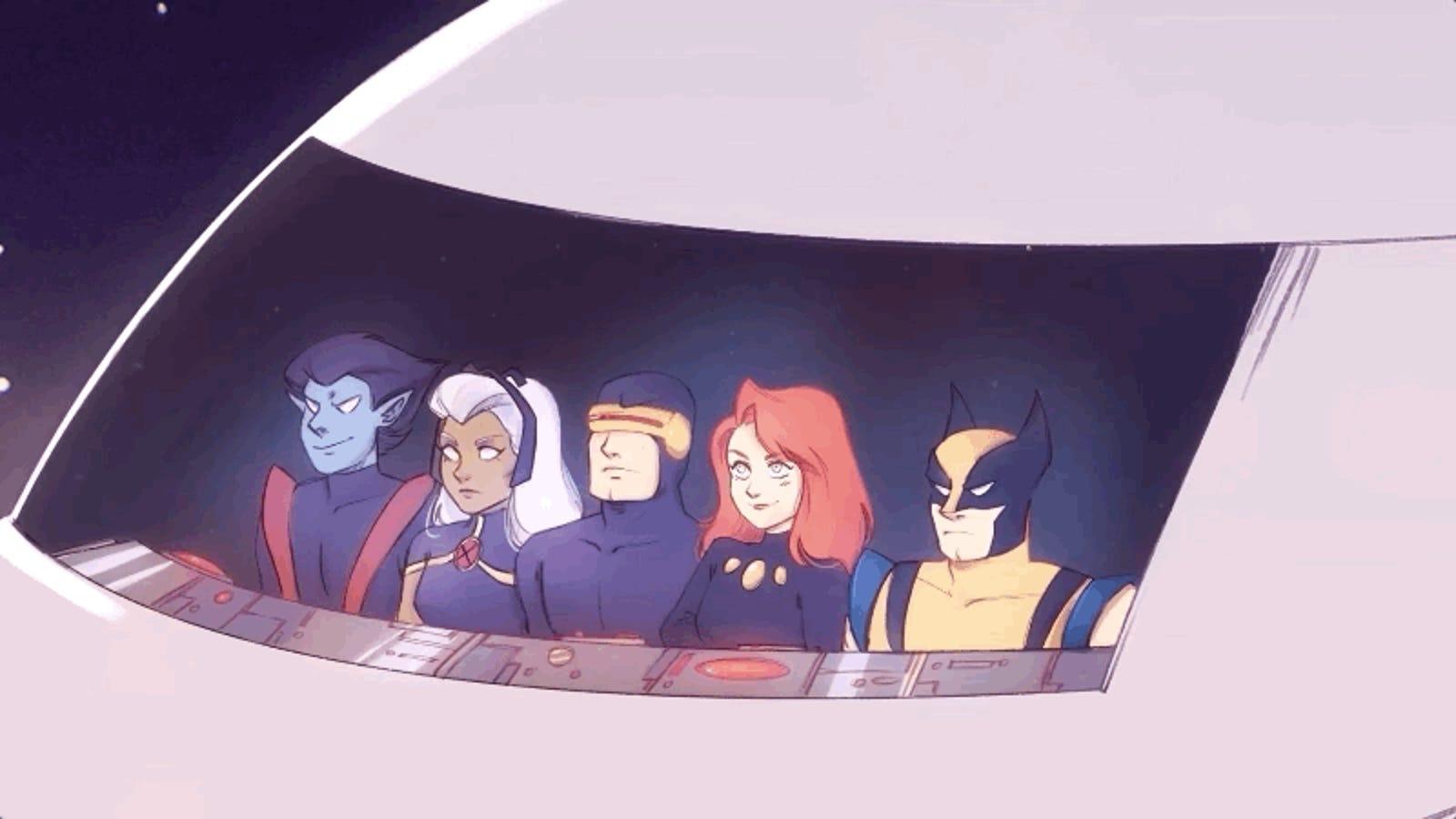 This Animated Video Explains the X-Men's Entire Convoluted Dark Phoenix Saga in 3 Minutes