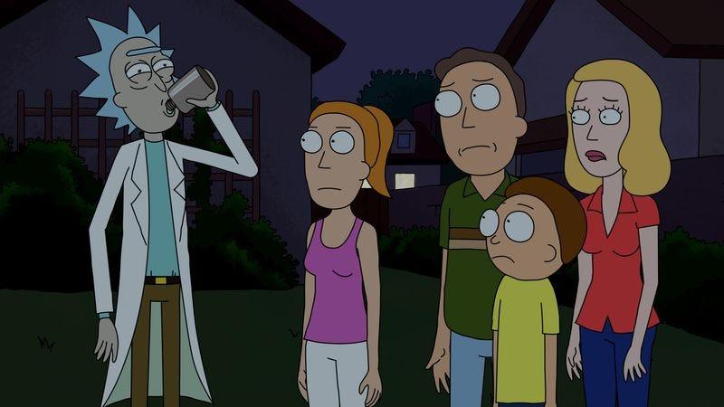 Rick And Morty Quot Raising Gazorpazorp Quot
