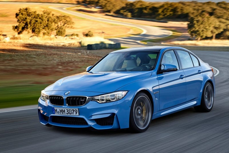 Illustration for article titled Hot take: the F80 M3 sounds like a Geo Metro with a rusted out exhaust