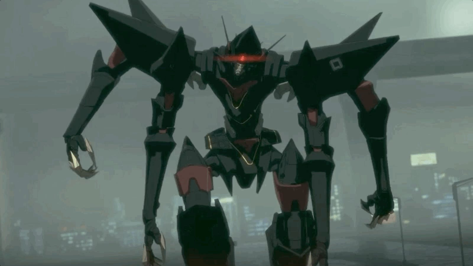 In the First gen:LOCK Trailer, Humans and Epic Mechas Become One