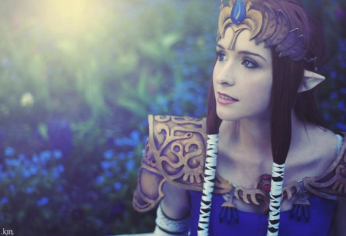 Whatever Is On Your Mind About Cosplay: This, Ladies, Is How You Cosplay Zelda