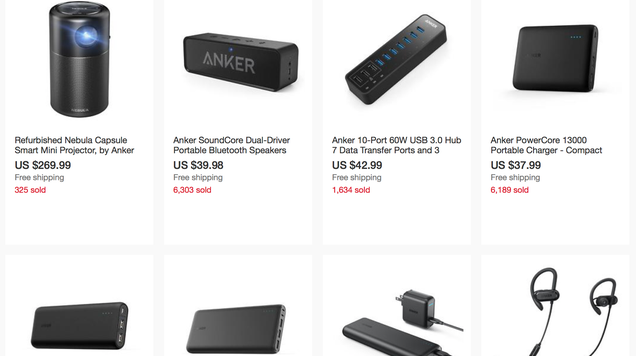 Anker s 30% Off eBay Blowout Features Some Seriously Great Charging Deals