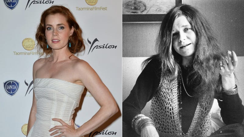 Illustration for article titled Can Amy Adams Pull Off Janis Joplin Biopic? Lee Daniels Thinks So