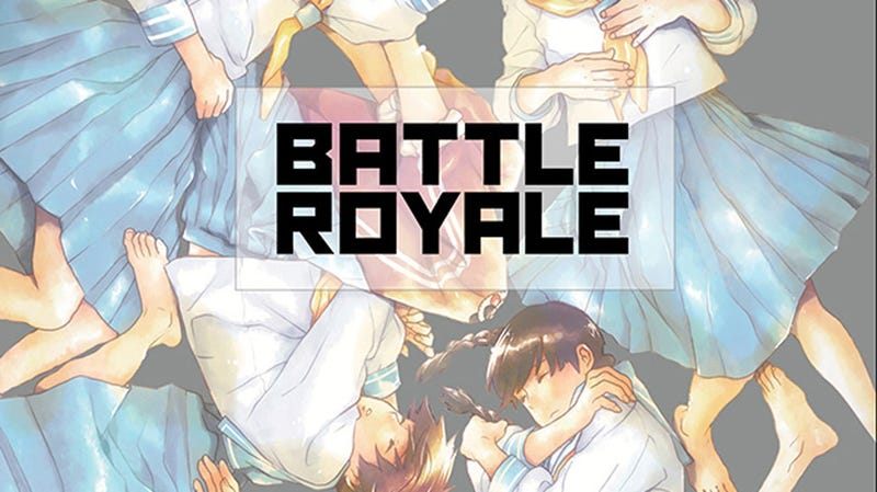 Illustration for article titled Why Haven't I Read This? - Battle Royale: Angel's Border