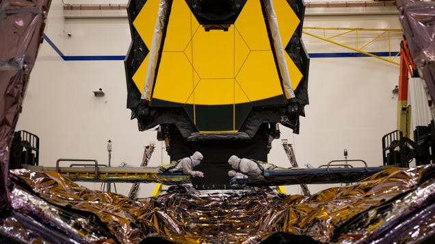Long-Delayed James Webb Space Telescope Is Again Delayed
