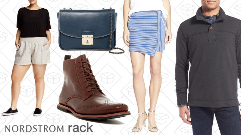 Nordstrom Rack, Clear the Rack sale