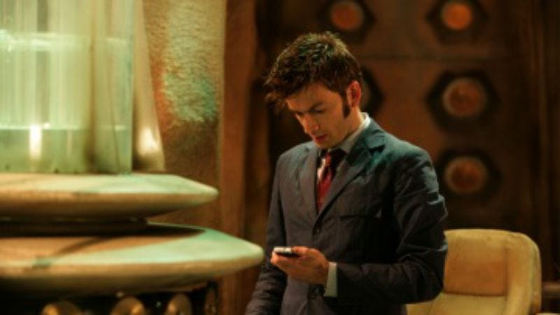 "Illustration for article titled Doctor Who: ""The Sontaran Strategem"""